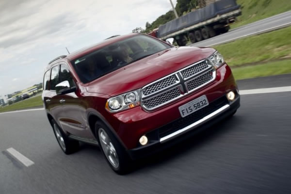 Dodge Durango chega a partir de R$ 179.900