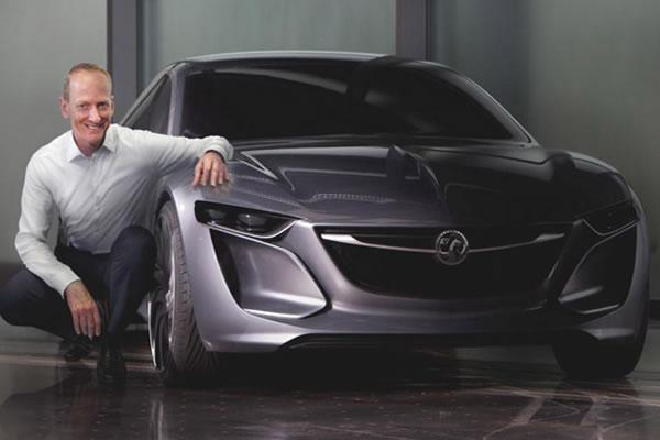 Opel divulga novo Monza