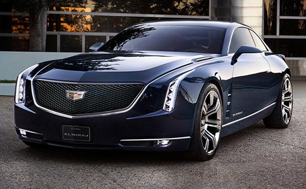 Elmiraj Novo Protótipo da Cadillac carro do futuro | Mundo ...
