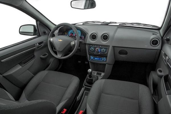 Chevrolet Celta Advantage 2013