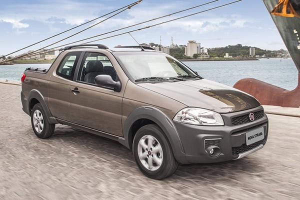 Fiat apresenta Nova Strada 2014 com 3 portas, preço parte de R$ 42.330