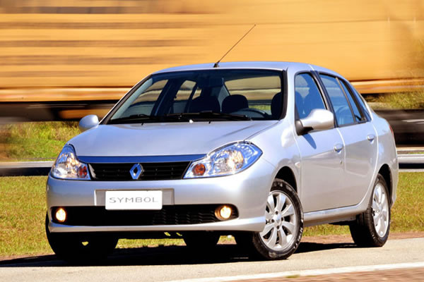 Renault Symbol Deixa De Ser Produzido Na Argentina