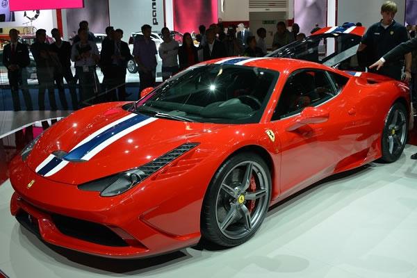 Ferrari 458 Speciale mais bonita e potente