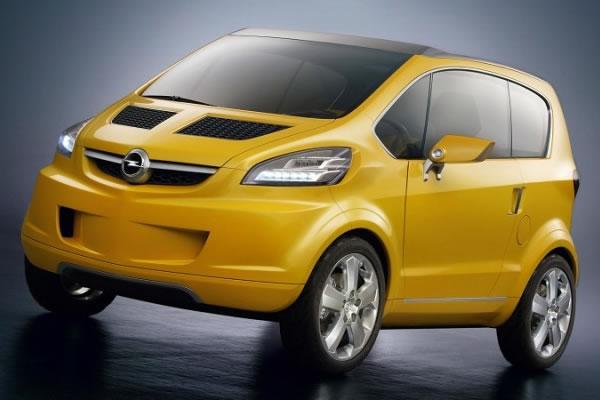 Opel desenvolve modelo de baixo custo para brigar na Europa com VW Up!