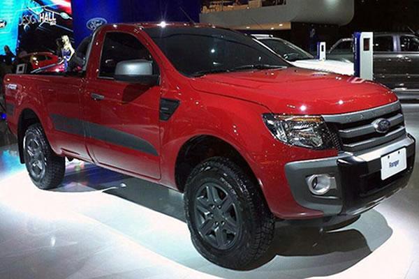 Ford lança no Brasil Ranger Sport por R$ 67.190
