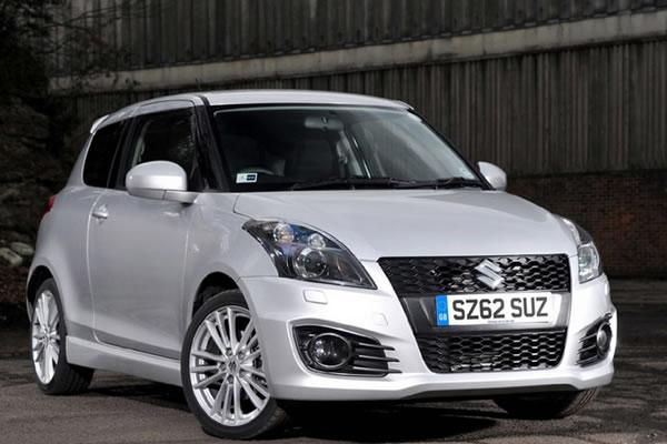 Suzuki Swift voltará ao Brasil Hatch deve custar cerca de R$ 70,000
