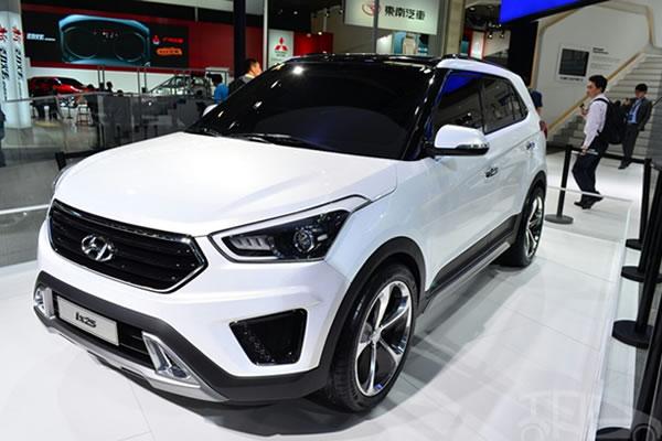 Hyundai ix25 será lançado em setembro