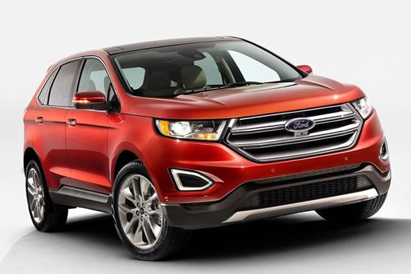 Ford apresenta a nova geração do Edge
