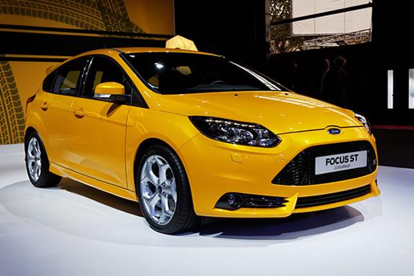 Ford revela novo Focus ST