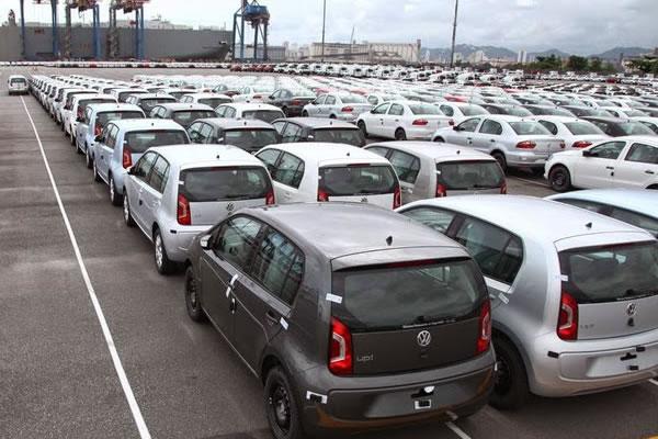 Volkswagen já começou a exportar o up! para a Argentina