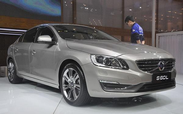 Volvo venderá na China e nos Estados Unidos o S60L