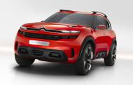 Citroën Aircross Concept será apresentado em Xangai