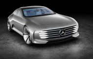 Mercedes Concept IAA é apresentado em Frankfurt