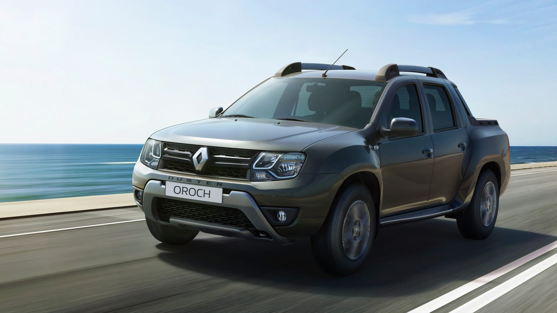 Renault Duster Oroch chega a partir de R$ 62.290