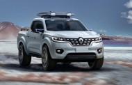 Renault confirma Alaskan para 2016
