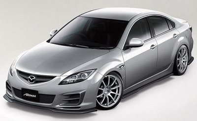 Mazdaspeed Atenza Concept