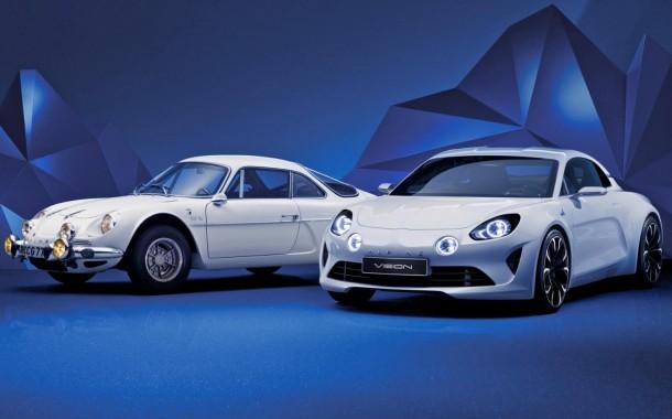 Conheça o Renault Alpine Vision Concept